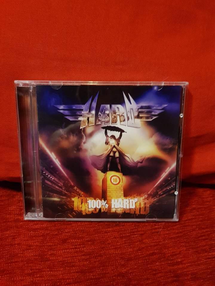 HARD - 100% HARD CD