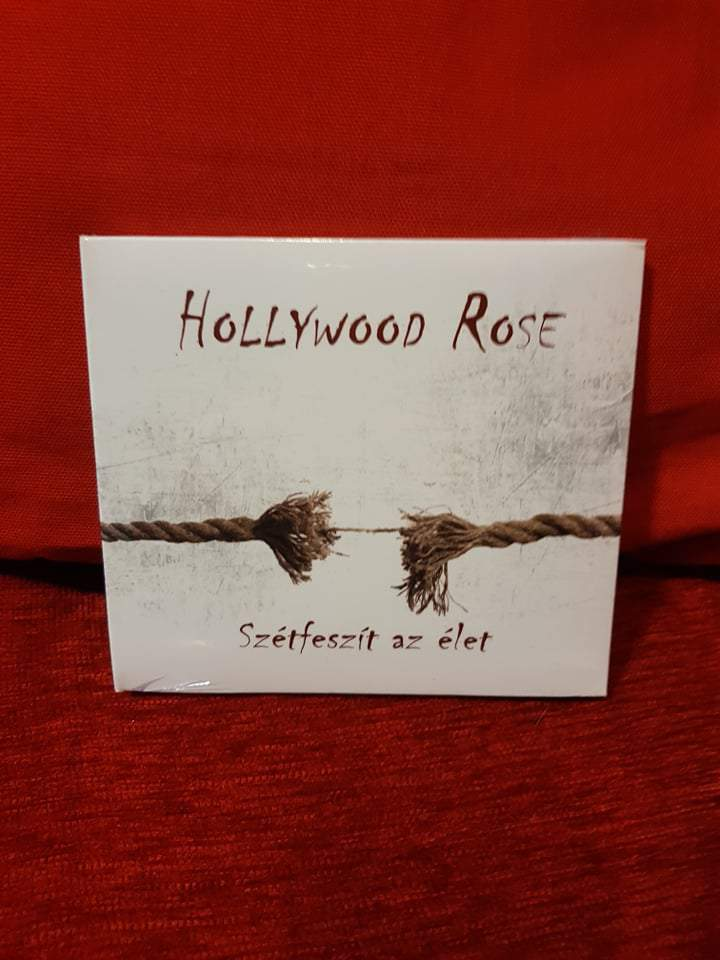 HOLLYWOOD ROSE - SZÉTFESZÍT AZ ÉLET CD