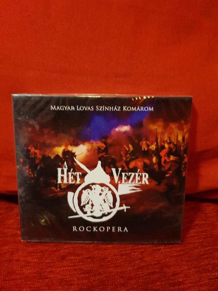 A HÉT VEZÉR - ROCKOPERA 2CD