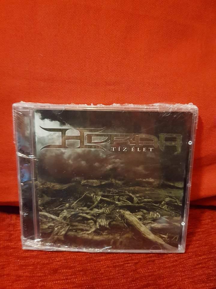 HORDA - TÍZ ÉLET CD