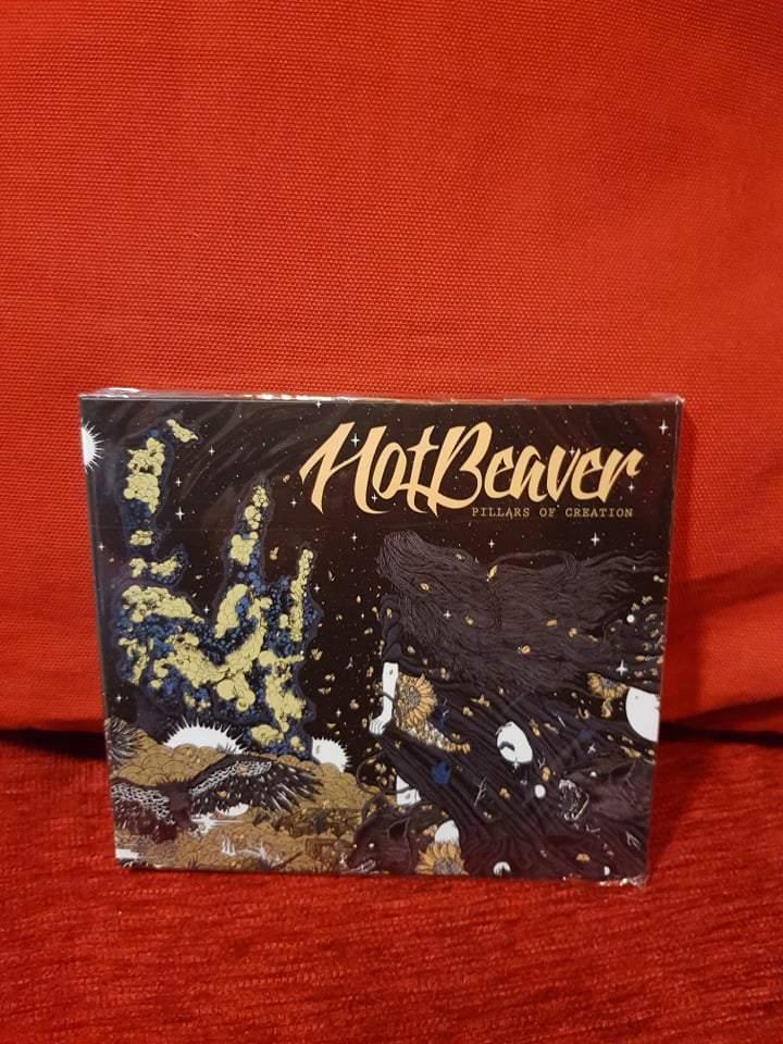 HOT BEAVER - PILLARS OF CREATION CD