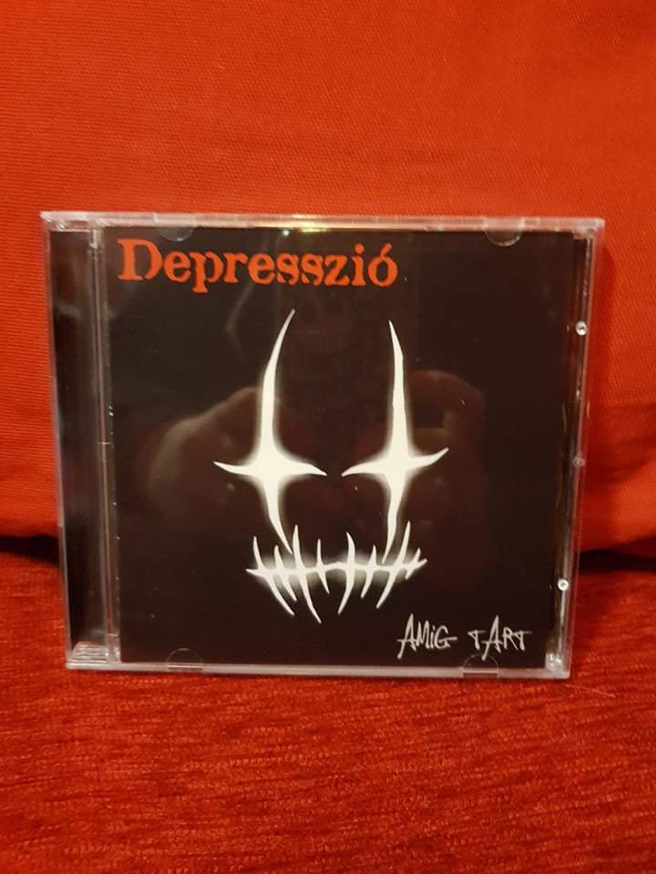 DEPRESSZIÓ - AMÍG TART CD