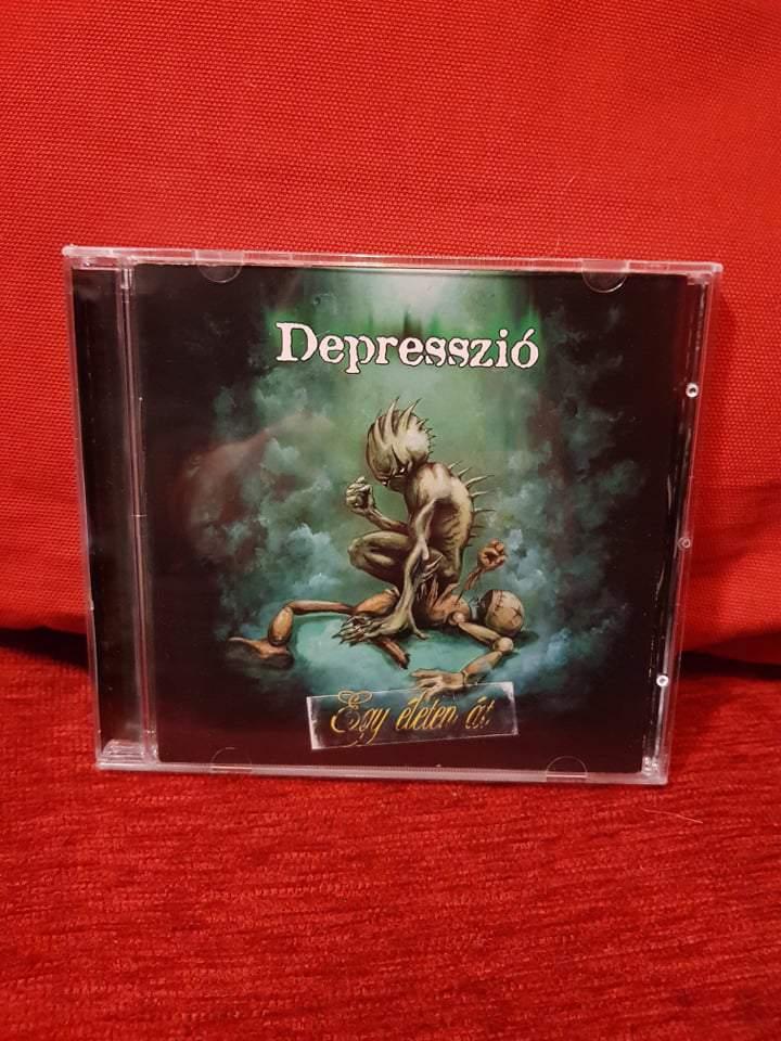 DEPRESSZIÓ - EGY ÉLETEN ÁT CD