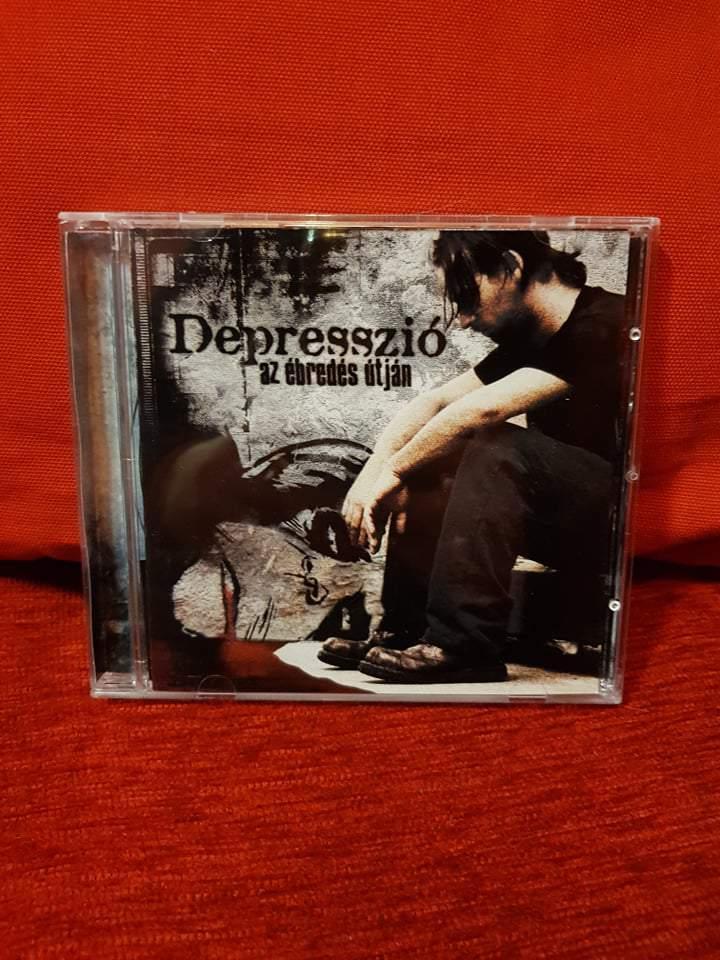 DEPRESSZIÓ - AZ ÉBREDÉS ÚTJÁN CD