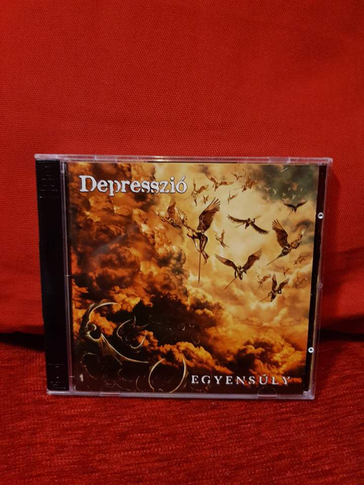 DEPRESSZIÓ - EGYENSÚLY CD+DVD