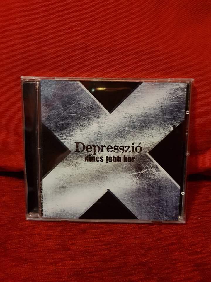 DEPRESSZIÓ - NINCS JOBB KOR CD