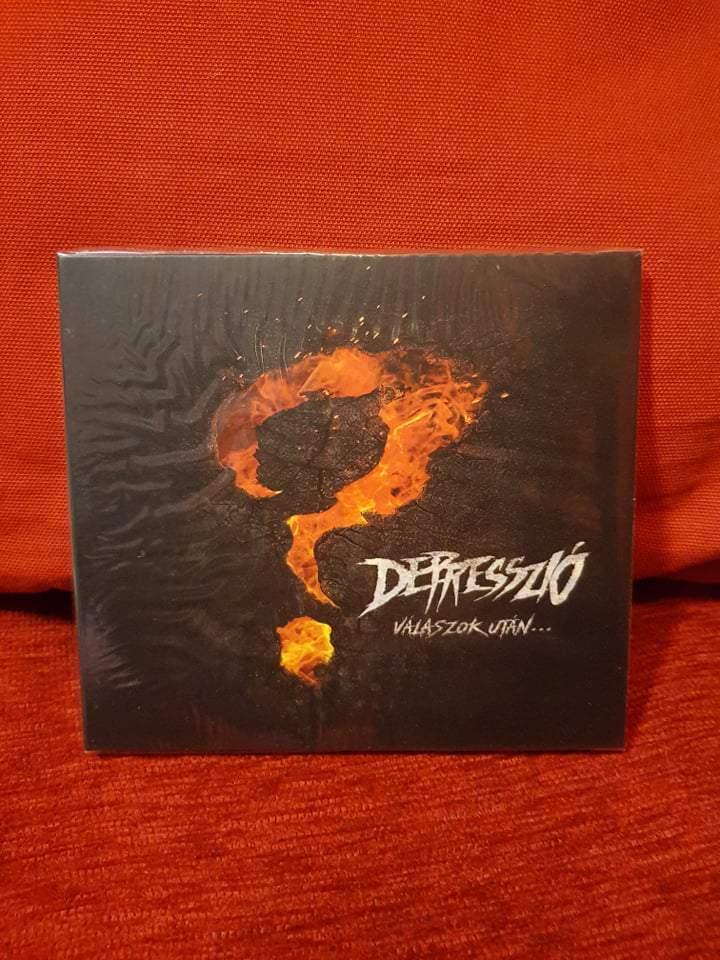 DEPRESSZIÓ - VÁLASZOK UTÁN... CD