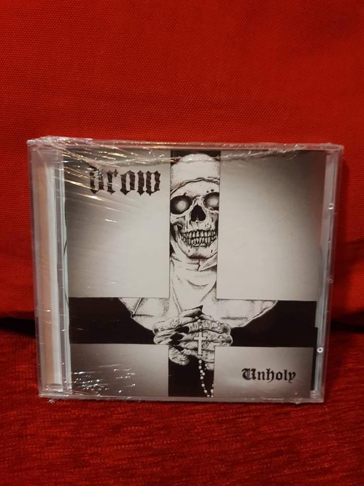 DROW - UNHOLY CD