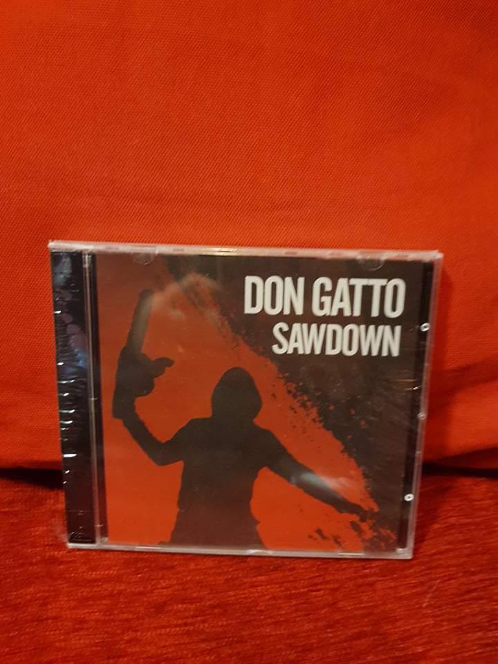 DON GATTO - SAWDOWN CD
