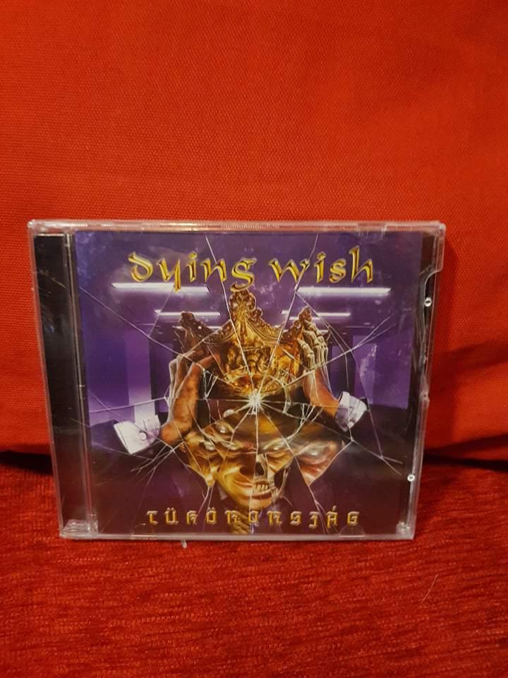 DYING WISH - TÜKÖRORSZÁG CD