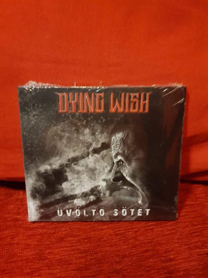DYING WISH - ÜVÖLTŐ SÖTÉT CD