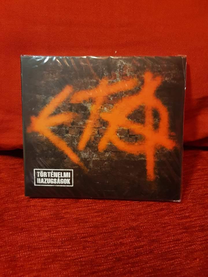 ETA - TÖRTÉNELMI HAZUGSÁGOK CD