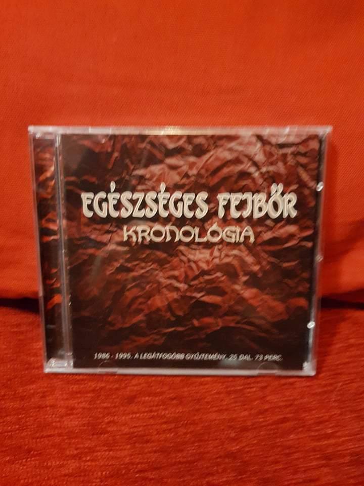 EGÉSZSÉGES FEJBŐR - KRONOLÓGIA CD
