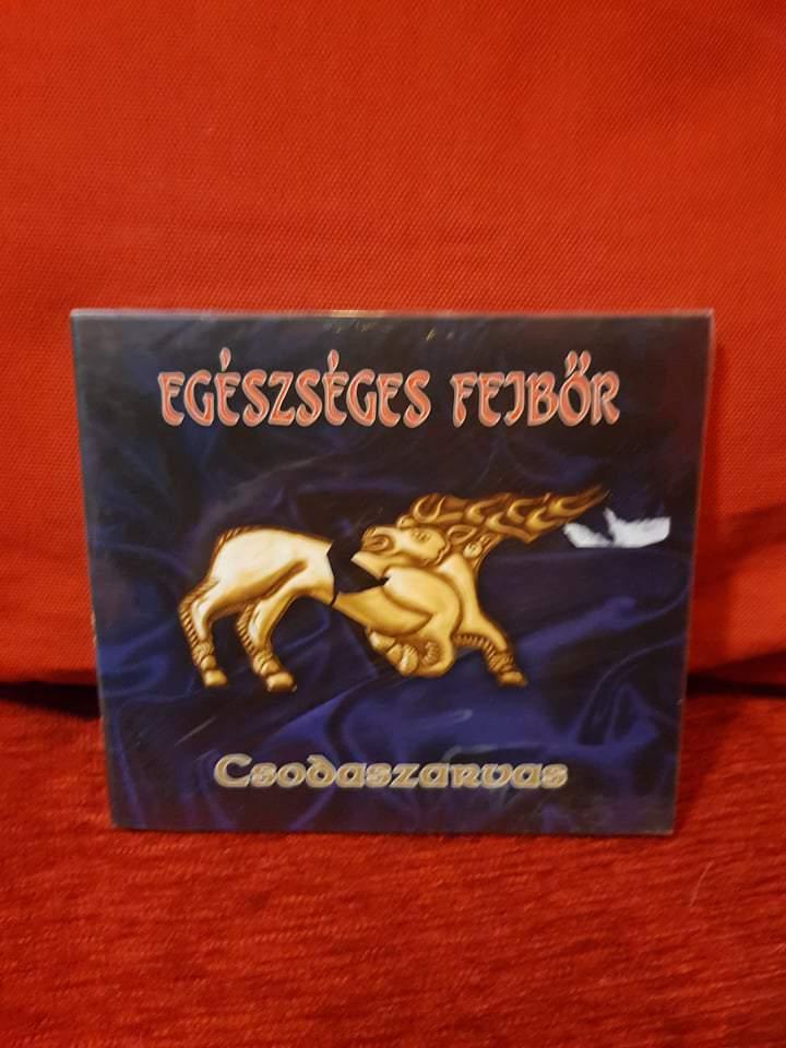 EGÉSZSÉGES FEJBŐR - CSODASZARVAS CD