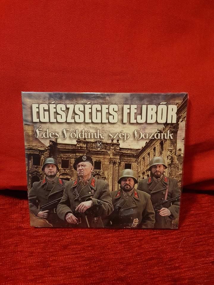 EGÉSZSÉGES FEJBŐR - ÉDES FÖLDÜNK, SZÉP HAZÁNK CD
