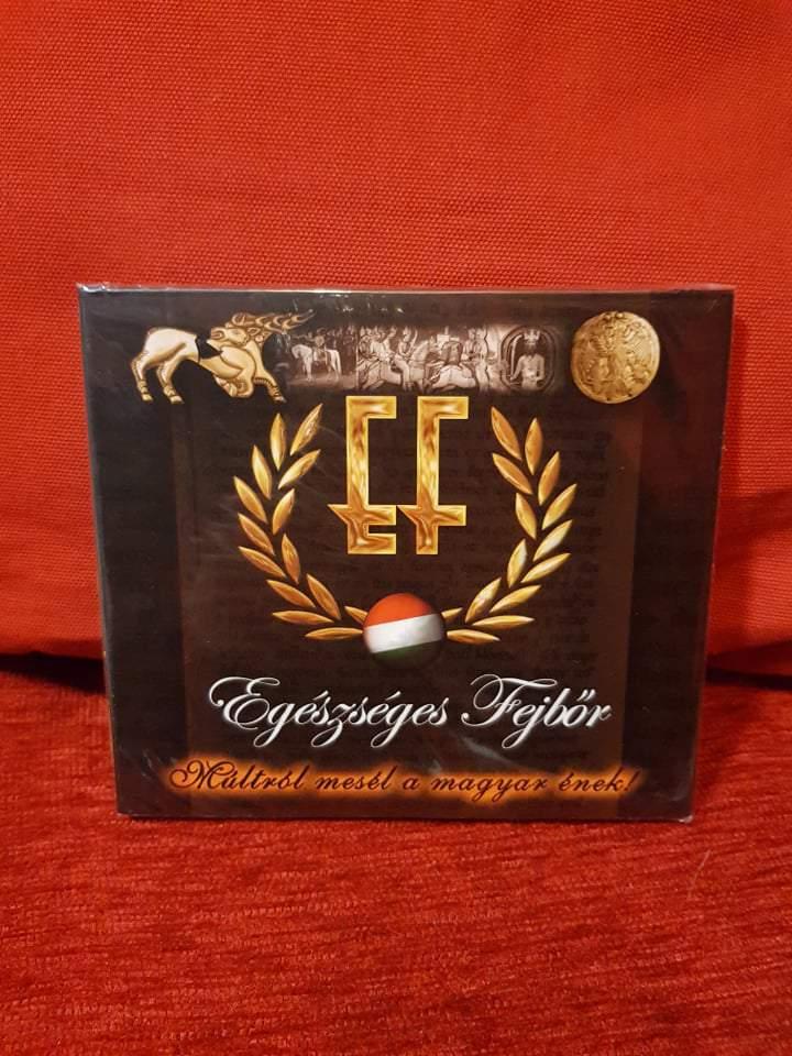 EGÉSZSÉGES FEJBŐR - MÚLTRÓL MESÉL A MAGYAR ÉNEK CD