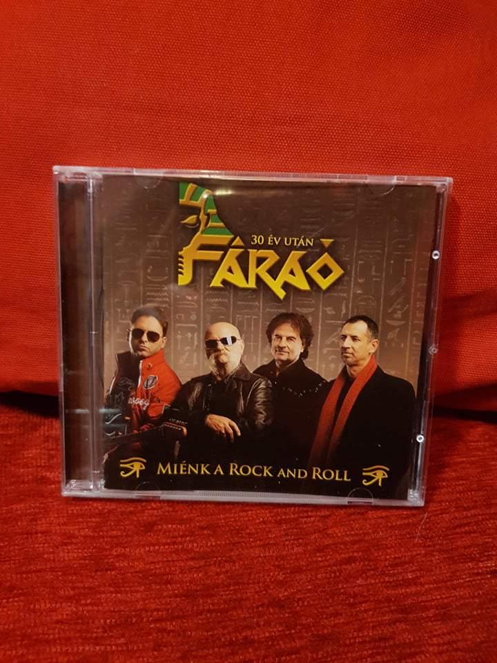 FÁRAÓ - MIÉNK A ROCK AND ROLL CD