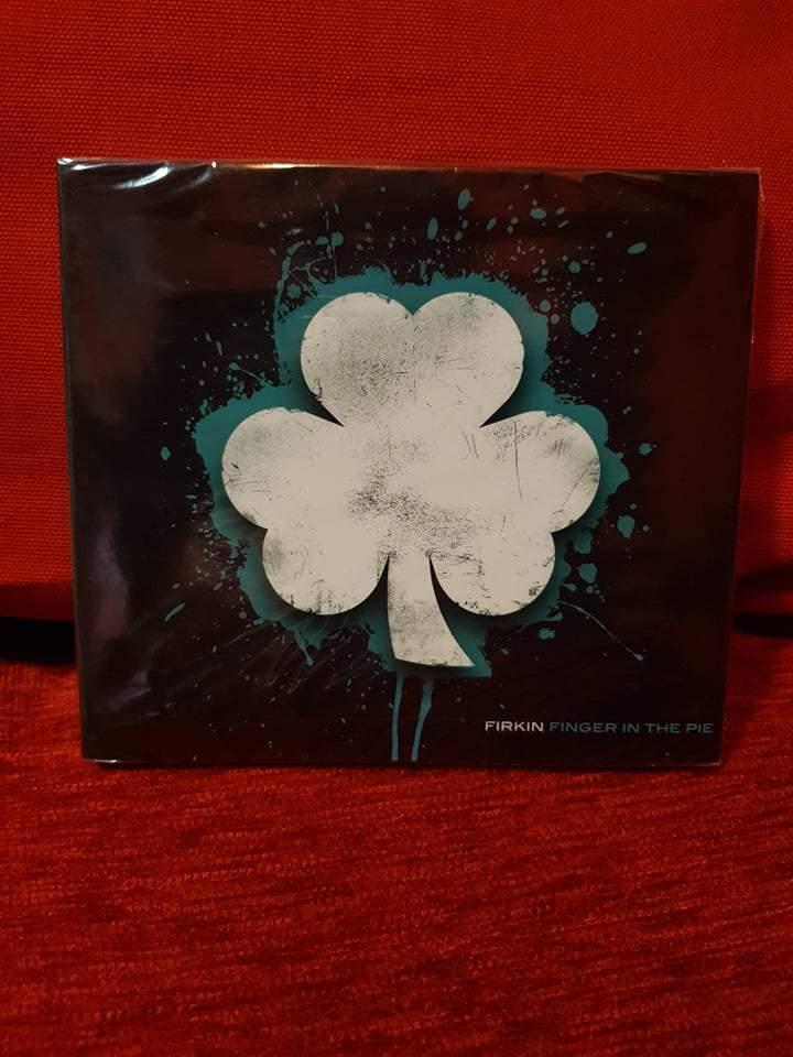 FIRKIN - FINGER IN THE PIE CD