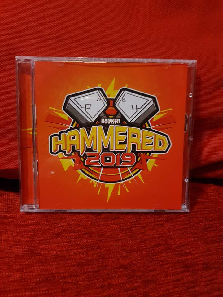 HAMMERED 2019 CD