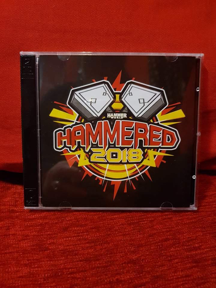 HAMMERED 2018 2CD