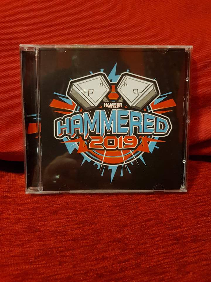 HAMMERED 2019 WINTER HITS CD
