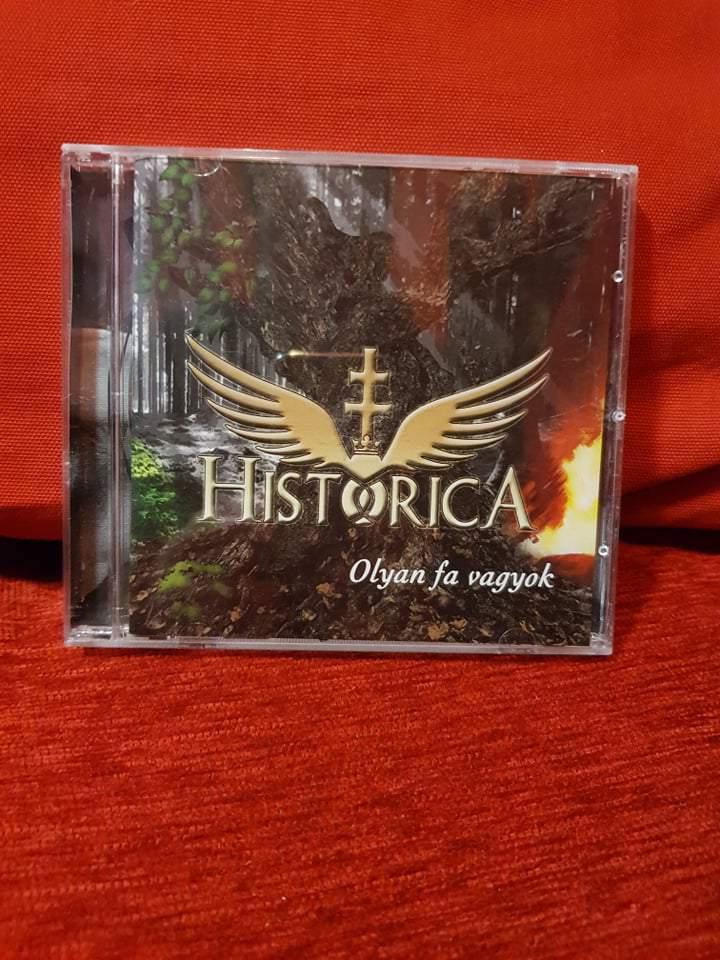 HISTORICA - OLYAN FA VAGYOK CD
