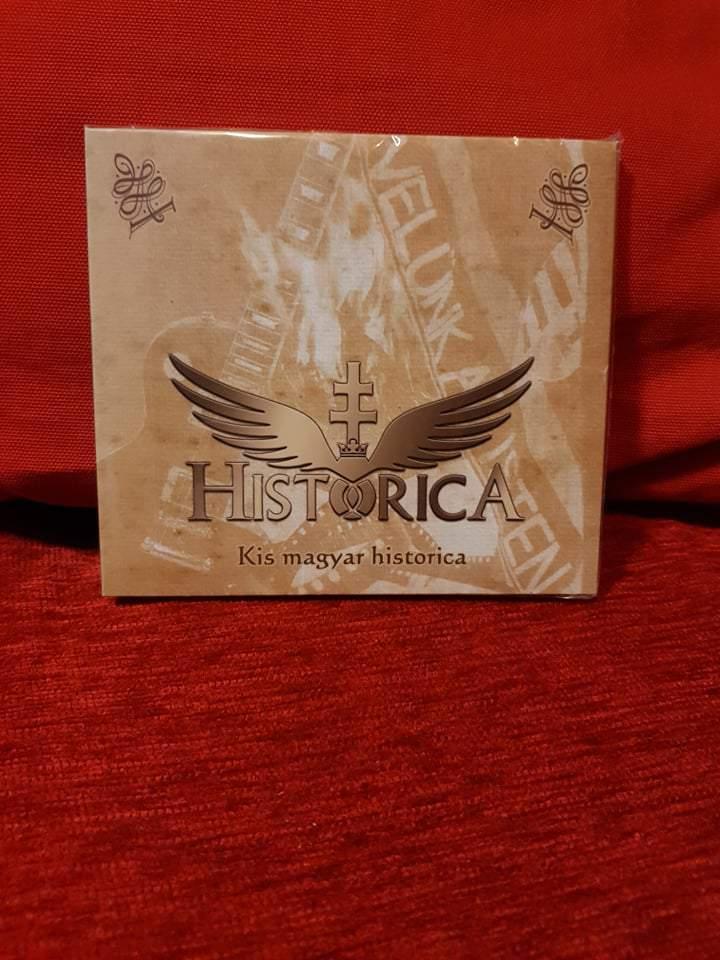 HISTORICA - KIS MAGYAR HISTORICA CD