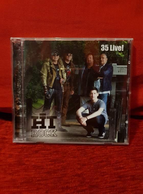HIT ROCK - 35 LIVE CD!