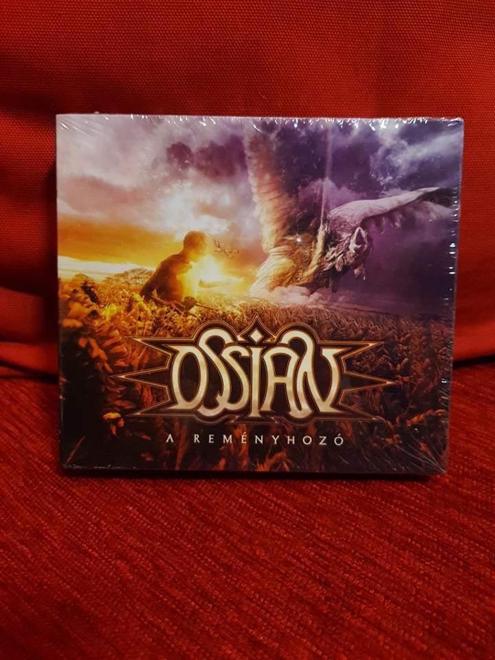 OSSIAN - A REMÉNYHOZÓ 3CD+DVD