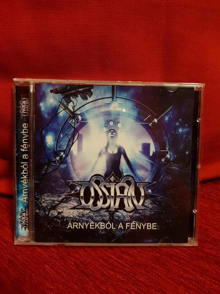 OSSIAN - ÁRNYÉKBÓL A FÉNYBE CD