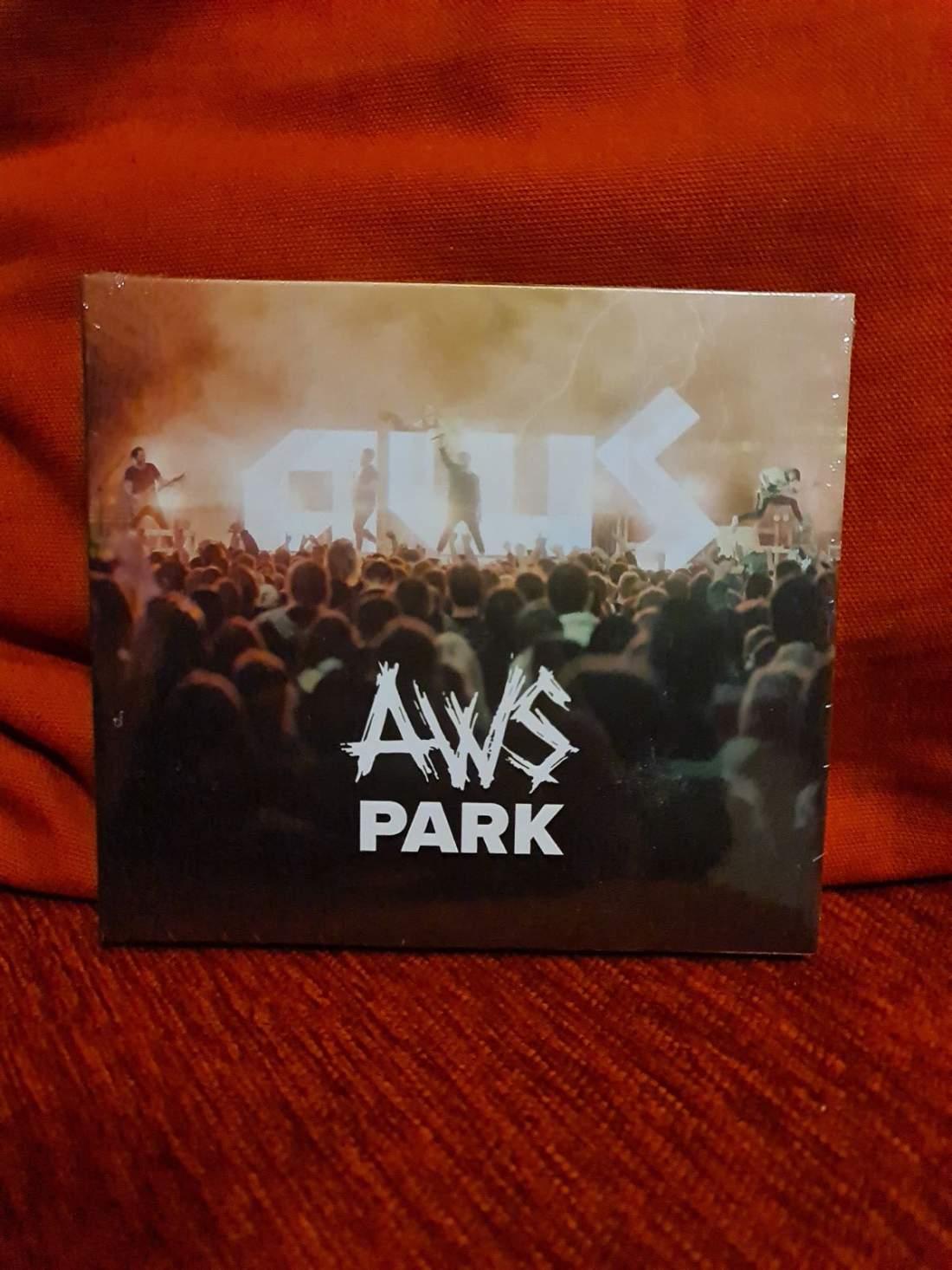 AWS - PARK CD+DVD