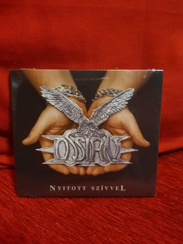 OSSIAN - NYITOTT SZÍVVEL CD