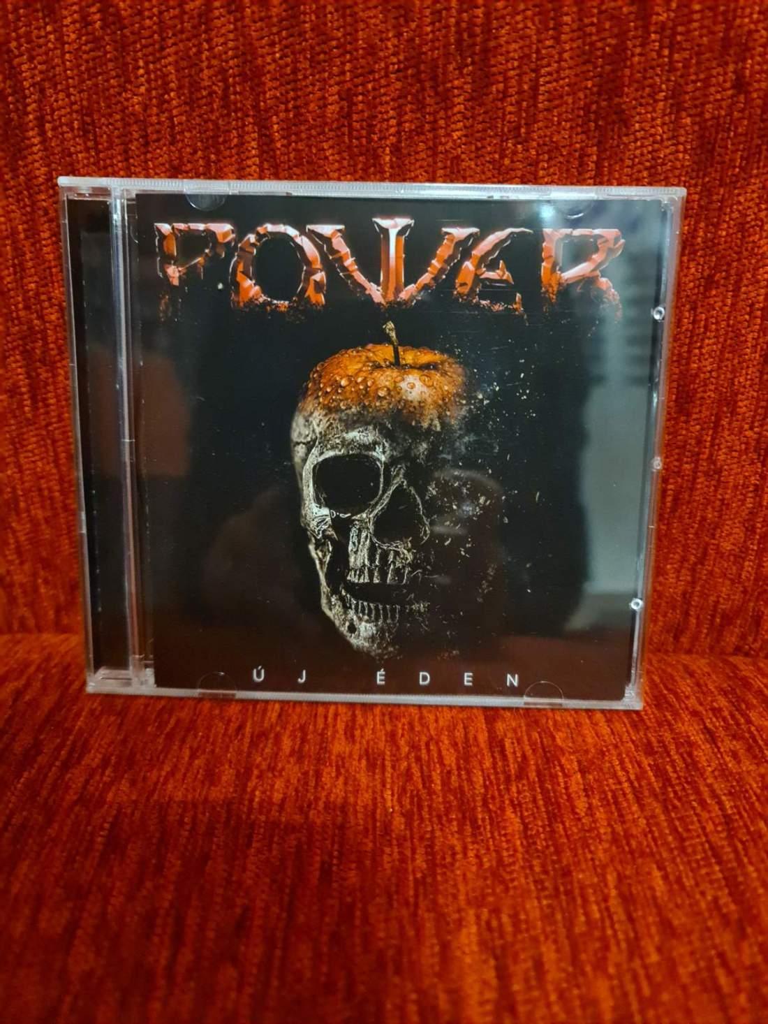 POWER - ÚJ ÉDEN CD