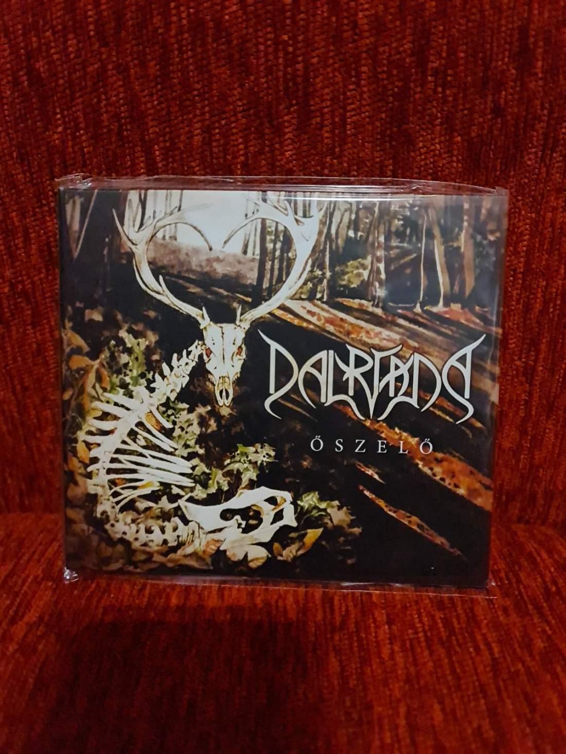 DALRIADA - ŐSZELŐ CD