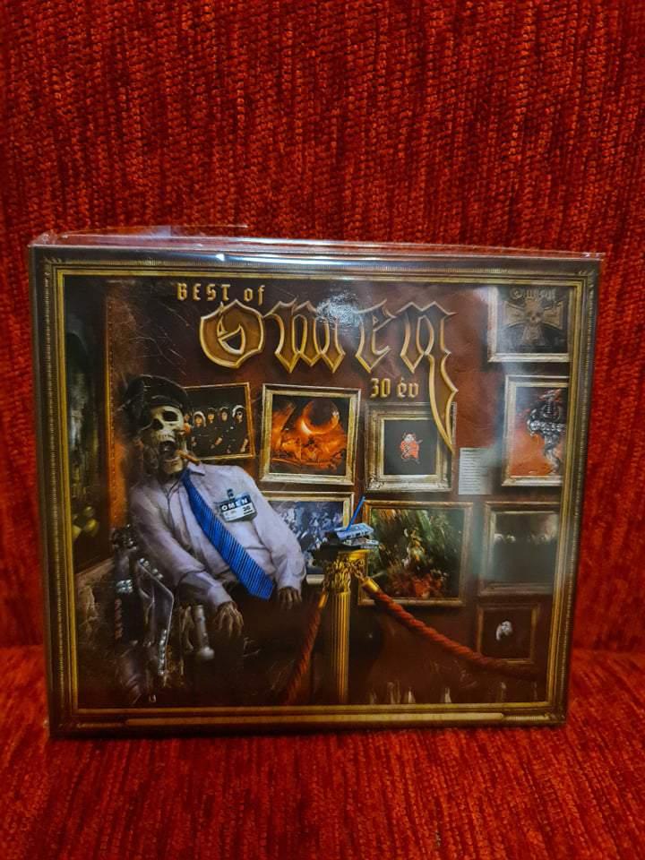 OMEN - BEST OF OMEN 30 ÉV 2CD
