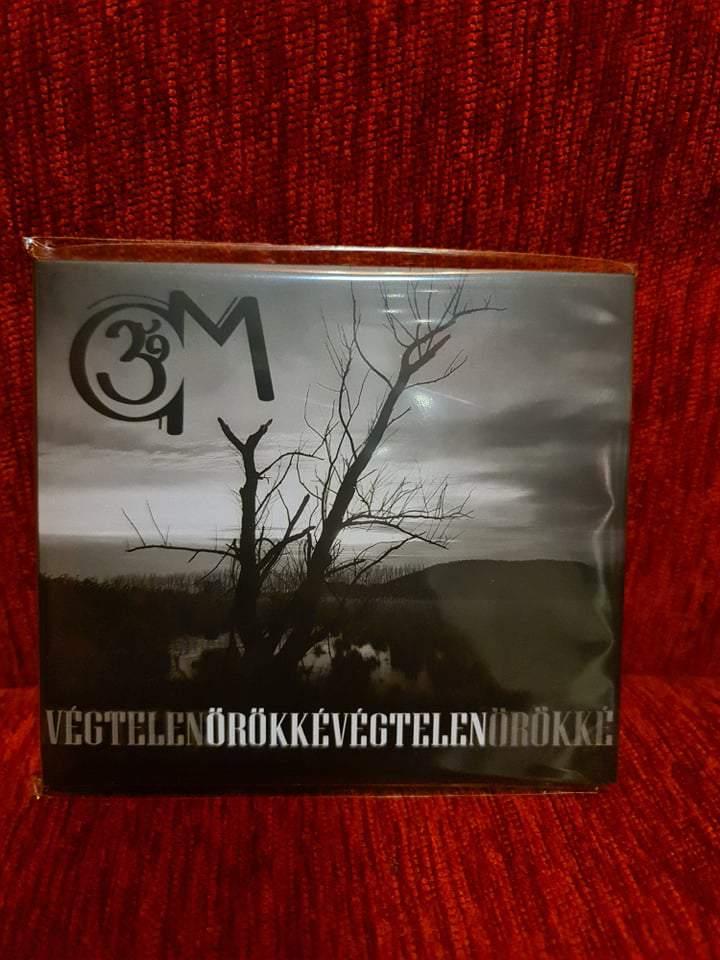 OM - ÖRÖKKÉVÉGTELEN CD
