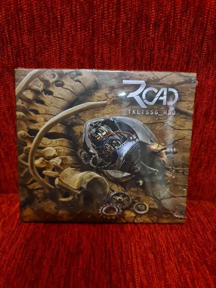 ROAD - A TÖKÉLETESSÉG HIBÁJA CD