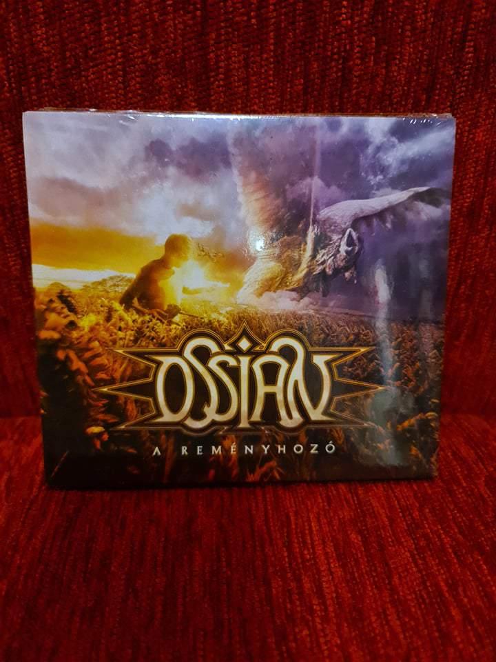 OSSIAN - A REMÉNYHOZÓ CD