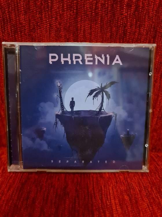 PHRENIA - SEPARATED CD