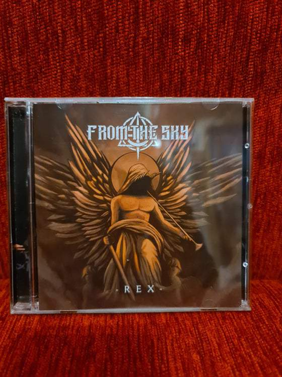 FROM THE SKY - REX CD