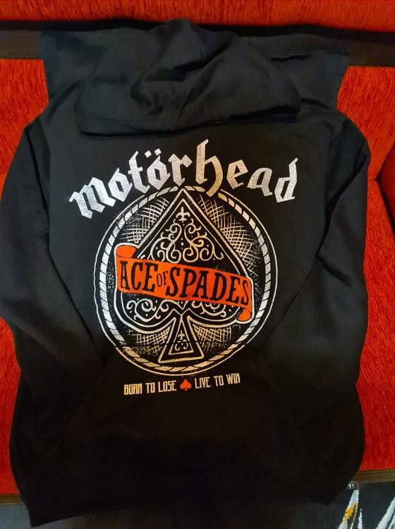 Motörhead - Ace of Spades belebÚJÓS PULÓVER